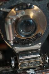 Manual Focus (johnfuj) Tags: camera kodak antique tools bellows tool folding rollfilm generalequipment