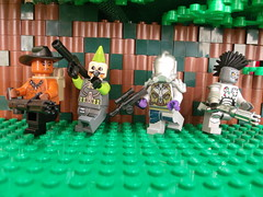 Clone Army Customs Review (The Derpy Person) Tags: army star lego wars minifigs clone figures customs