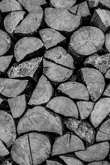 Fire Wood (Andy Hodapp) Tags: wood wallpaper blackandwhite white black canon fire 50mm iso100 montana sharp 5d firewood mkii