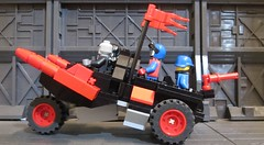 Cobra Stun 2 (Hobbestimus) Tags: gijoe lego cartoon 80s custom baroness destro moc kreo