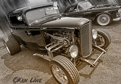 Hot Rod @ the BBQ Festival, Tryon NC