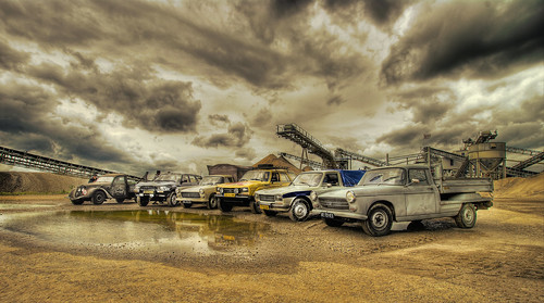 Peugeot Pick-up en 4x4