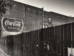 James Street Wall (coffeehistorian) Tags: canada hamilton can on silverefexpro2