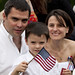 July 4, 2013 Charlottesville, VA - Monticello Naturalization Ceremony