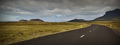Saxhll (_Event_Horizon_) Tags: road street grass iceland empty vulcano snfellsnes snaefellsnes saxhll nikond3100