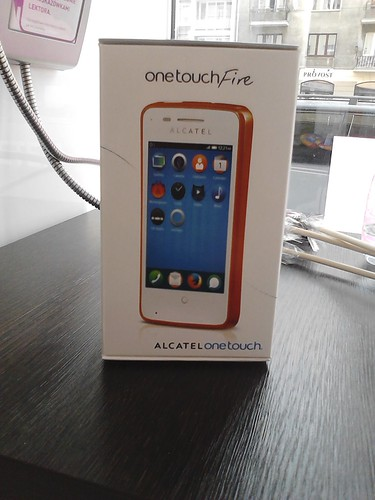 Alcatel One Touch Fire box