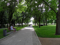 Park (onnola) Tags: show park tree germany deutschland alley path horticulture bume brandenburg laga landesgartenschau weg rasen allee lgs prenzlau 2013 uckermar