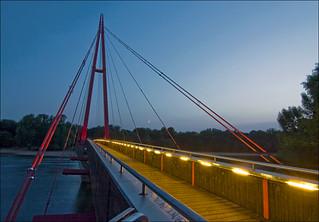 Alte Elbe Brücke