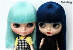 Blue & Blue