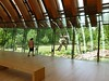 P1000825 (harvobro) Tags: trip sculpture art museum architecture landscape arkansas grounds bentonville americanart architectmoshesafdie walmartfunded