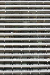 Hotelfassade (Hellebardius) Tags: tourism hotel balcony travemnde maritim balkons bettenburg