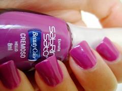 Hello - Sabrina Sato by Beauty Color (Ana C. ) Tags: hello beautycolor sabrinasato coleoinstaglam