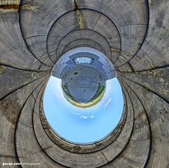 Buzludzha  7a (geopalstudio) Tags: 360 hdr  littleplanet  buzludzha   promoteremotecontrol d7000panorama panomagiceu panomagic