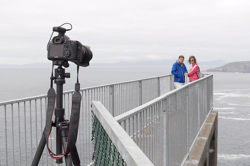 Tripod remote controlled selfies, Mizen by tubb, on Flickr