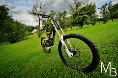 Specialized Demo 8 (BenoîtMarchand) Tags: demo downhill fox dh 40 specialized 81 rc2