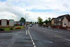 Cleland. (boneytongue) Tags: private village north scottish council housing strathclyde cleland lanarkshire