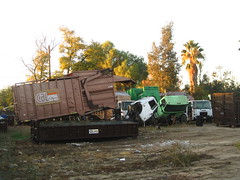 Cal Disposal (Scott (tm242)) Tags: trash dumpster truck garbage side debris rear disposal front bin collection rubbish trucks fl waste refuse recycle loader removal recycling load hopper collect packer rl haul asl msl