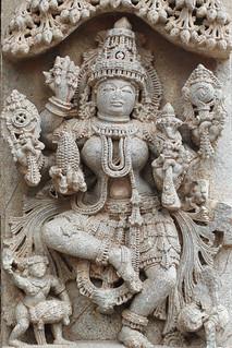 Dancing Lakshmi, From ImagesAttr