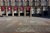 """Reverse Graffiti """"Io vado ai 30"""" (Centro Antartide) Tags: centro bologna bici pedoni guerrillamarketing 30kmh zone30 antartide sicurezzastradale reversegraffiti seleziona centroantartide salvaciclisti utentideboli"""