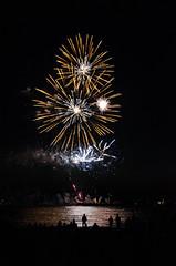 Firework festival 2012 (Rozeteee) Tags: netherlands festival firework hague 2012 nikond7000