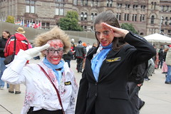 Toronto Zombie Walk (John Tavares Jr) Tags: carnival toronto ontario canada halloween festival costume zombie walk makeup parade undead monsters zombies zombiewalk torontozombiewalk cprmakesyouundead torontozombiewalkandhalloweenparade