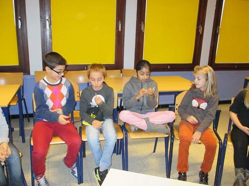 Dierenarts op school