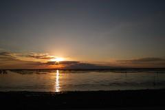 SDIM4843 (Keishi Etoh rough-and-ready photoglaph) Tags: sunset 28mm sigma foveon  dp1 omuta  ariakebay sigmadp1x dp1x