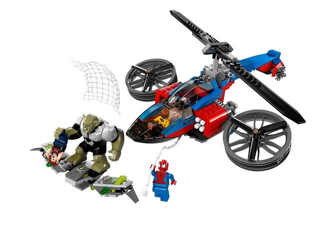 LEGO 2014 MARVEL SUPER HEROES 系列 【終極蜘蛛人 vs. 復仇者聯盟】