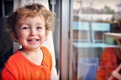 anouk (Legrob) Tags: baby portait enfant sourire