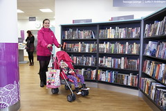 Caerphilly Library Launch (Caerphilly County Borough Council) Tags: library council government welsh regeneration caerphilly ccbc