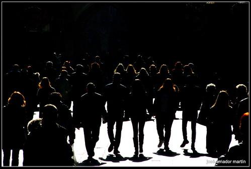Sombras anónimas