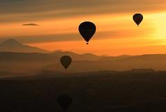 Greme, Cappadocia (Kapadokya, Turkey) 768 (tango-) Tags: sunrise turkey day cloudy trkei cappadocia greme turchia kapadokya kappadokien
