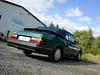 Saab 900 I Original-Line 2-teiliges Verdeck in Englischgrün
