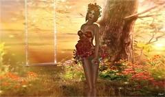 It's time to Litle Love Potion & Gacha item @ Boudoir (peraldi Writer Allen) Tags: sexy art fashion digital photoshop asian blog costume dress avatar sl secondlife boudoir burlesque powerofart thisphotorocks creativemindsphotography mygearandme flickrstruereflection1 flickrsfinestimages1