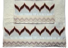 TCP-001 -Toallas de cortesa pequeas (TOTOARTE) Tags: espaol bordado toalla cortesa vagonite tcnicas puntodecruz yugoslavo toalladecortesa
