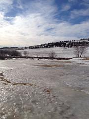 Last of the ice for 2014 (we hope!) (cjazzlee) Tags: kamloops