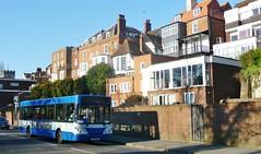 Buses Absentis (bobsmithgl100) Tags: bus nimbus surrey dennis guildford millbrook dart caetano hmy route32 368 slf ensignbus y368 y368hmy busesexcetera