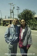 Con Andrés Pérez (+3-01-2002)