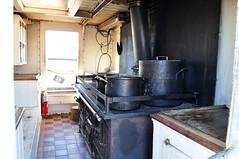 Boat kitchen (kerry richardson) Tags: sanfrancisco harbor tugboat hercules