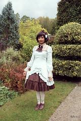 Classic lolita fashion (xylia-x) Tags: world classic fashion japanese jane alice pirates innocent victorian lolita historical leif rococo marple btssb
