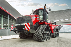 Case IH Quadtrac 550 (Case IH Europe) Tags: tractor farm farming tracks case agriculture cultivation ih 550 caseih quadtrac