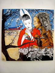 deadtown 029 fuku vs Le Caire (mc1984) Tags: painting flickr fukushima deadtown mc1984 momie lecaire artifist