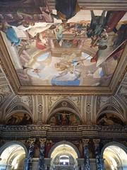 Kunsthistorisches Museum (alykat) Tags: vienna art museum painting mural ceiling iphone kunsthistorischesmuseum iphone5s