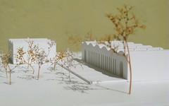Studio Emilio Caravatti, scala 1:200