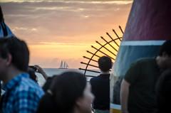 Sunset at the Keys (shutterbug in me) Tags: sunset orange west sailboat boat key florida dusk