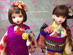 custom kimono ruruko ★ (cute-little-dolls) Tags: cute japan doll kimono custom sekiguchi azone petworks ruruko