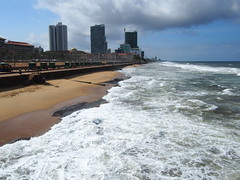 Colombo's beaches!