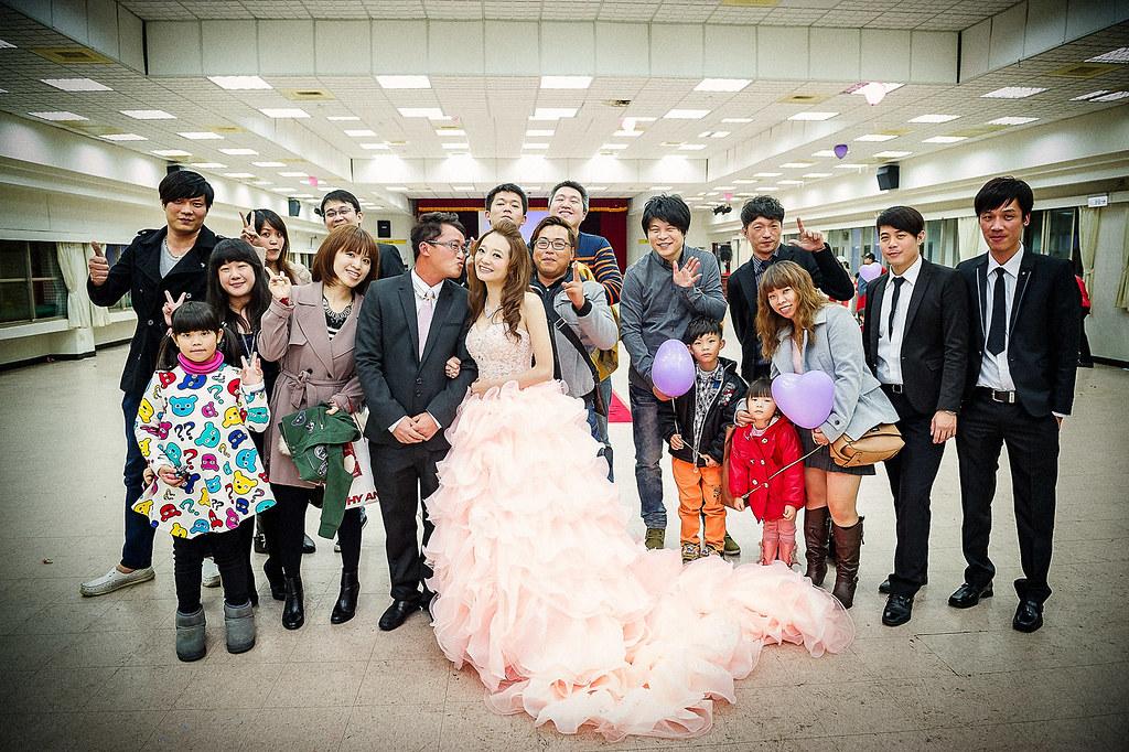 明政&安琳Wedding-336