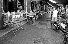 Phahurat 18 (David OMalley) Tags: india shopping thailand colorful diverse little market bangkok buddha buddhist indian neighborhood busy thai bustling yaowarat phahurat