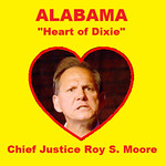 Alabama Chief Justice Roy Moore Impedes Marriage Equality